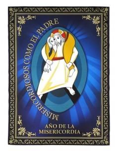 BALCONERA LOGO MISERICORDIA 120 x 86 cm