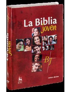 La Biblia joven [Encuadernaci¢n con funda de plstico]