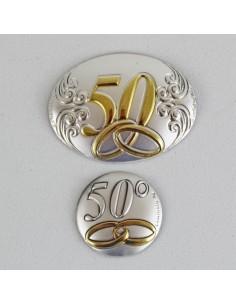 APLIQUE BILAMINADO 50