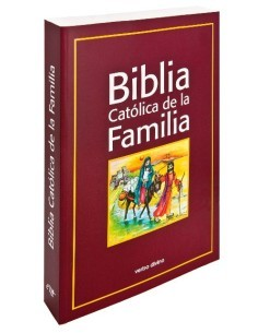 Biblia Católica de la Familia Rústica, dos colores