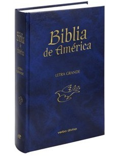 Biblia de América - Letra grande