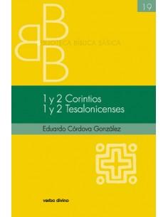 1 y 2 Corintios. 1 y 2 Tesalonicenses
