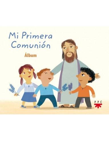 ALBUM MI PRIMERA COMUNION