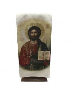 PAÑO AMBON TAPIZ JESUS  PANTOCRATOR