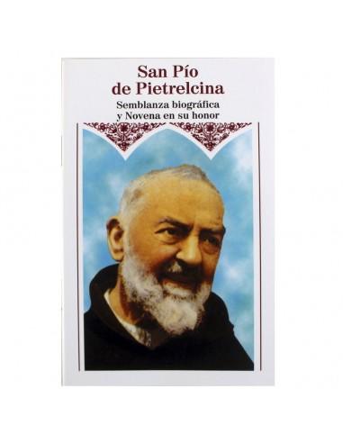 NOVENA SAN PIO DE PIETRELCINA