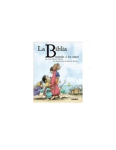 BIBLIA CONTADA A LOS NIÑOS, LA. (EDEBE)