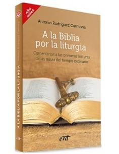 A la Biblia por la liturgia Comentarios a las primeras lectu