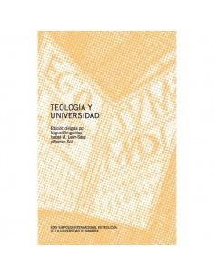 TEOLOGÍA Y UNIVERSIDAD XXXV SIMPOSIO INTERNACIONAL DE TEOLOG