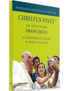 """Exhortación Apostólica Postsinodal """"Christus vivit"""" A los jó"""