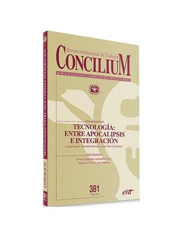 CONCILIUM REVISTA- TECNOLOGIA: ENTRE APOCALIPSIS E INTEGRACI