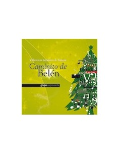 CAMINITO DE BELEN, VILLANCICOS POPULARES DE ESPAÑA, CD
