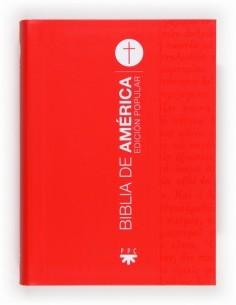 Biblia de América. Popular [Flexible]