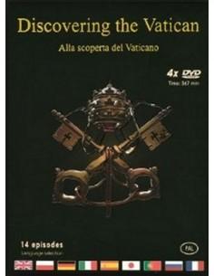 DESCUBRIENDO EL VATICANO. 4 DVDS