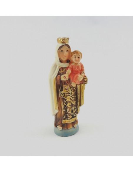 Juego tres imanes Virgenes, 60 cm resina. Son los siguientes modelos:  -Virgen del Carmen -Virgen Milagrosa -Virgen Inmacul