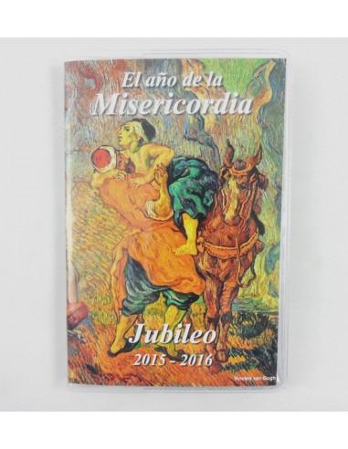 LIBRITO ROSARIO AÑO DE LA MISERICORDIA