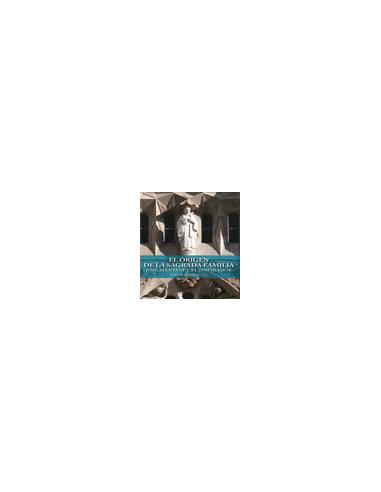 ESte libro explica la génesis del templo expiatorio de la Sagrada Familia de Barcelona, a través de los tres principales protag