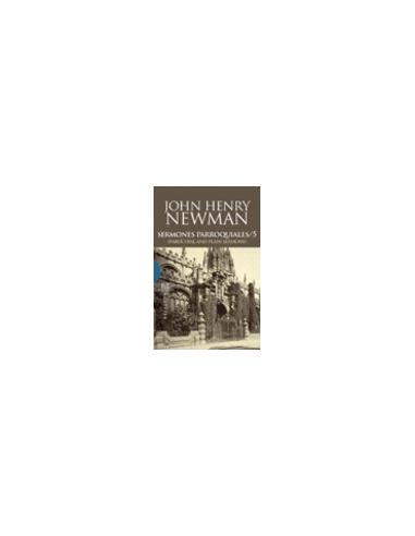 Los veinticuatro sermones de este quinto volumen de los Sermones parroquiales fueron predicados en su mayoría en los años 1838-
