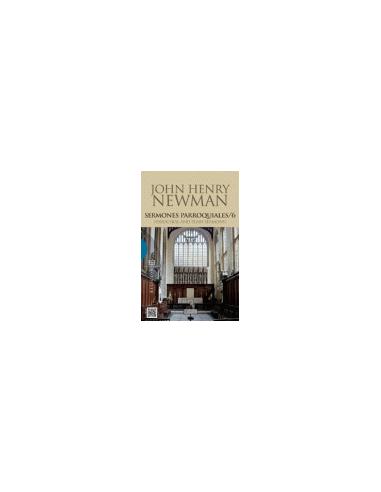 Los sermones de esta sexta entrega de los Sermones Parroquiales fueron predicados a lo largo de seis años, entre 1836 y el deci