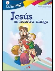 El Proyecto Shema desarrolla los temas y contenidos de Jesús es es Señor siguiendo sus criterios catequéticos. Los 44 temas y 1