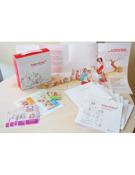 La carpeta contiene: • Guía de materiales Cuaderno explicativo de los recursos • 11 pósters Contienen las ilustraciones a d