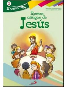 El Proyecto Shema desarrolla los temas y contenidos de Jesús es el Señor siguiendo sus criterios catequéticos. Los 44 temas y 1