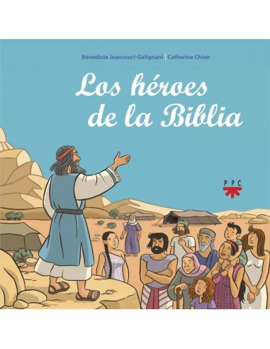 Bellas historias de la Biblia a través de algunos de los personajes más importantes del Antiguo y del Nuevo Testamento.