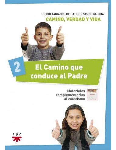 Segundo volumen de la serie 'Camino, Verdad y Vida', realizada por los Secretariados de Catequesis de Galicia. El objetivo de e