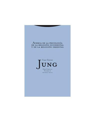 La religión ocupa un lugar central en la obra de Jung quien, especialmente en los escritos de sus últimos años, prestó una aten