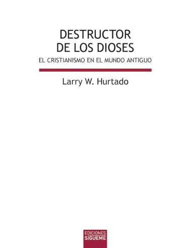 Destructor de los dioses El...