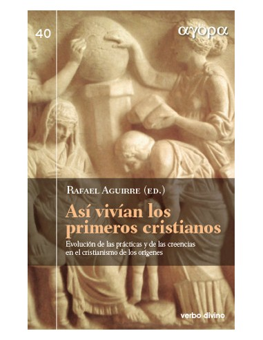 Tras la publicación de Así empezó el cristianismo (2010), sobre el proceso formativo del cristianismo, en Así vivían los primer