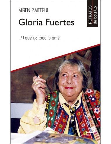 Este libro se centra en una escritora y poeta madrileña de la que se cumple este año el centenario de su nacimiento, Gloria Fue