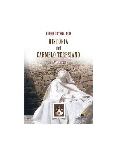 Este manual que tienes en tus manos quiere ofrecerte la historia gloriosa, con sus luces y sus sombras, de la Orden del Carmen
