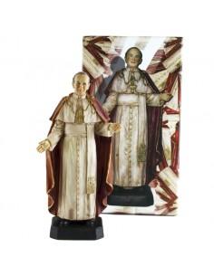 Figura del Papa Juan Pablo II de 20 cm