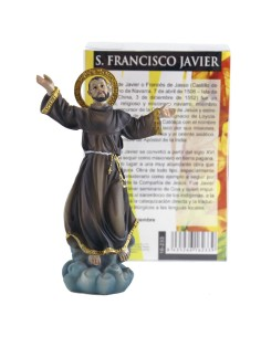 San Francisco Javier 12 cm