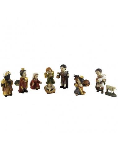 Misterio infantil de 11 piezas de 7 cm