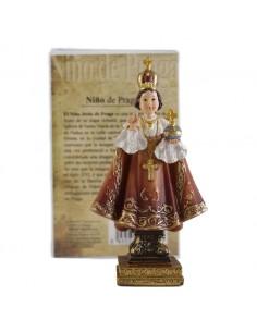 Niño de Praga Medida: 11 cm