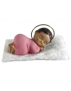 Figuritas de dormilones acabado COLOR ROSA.