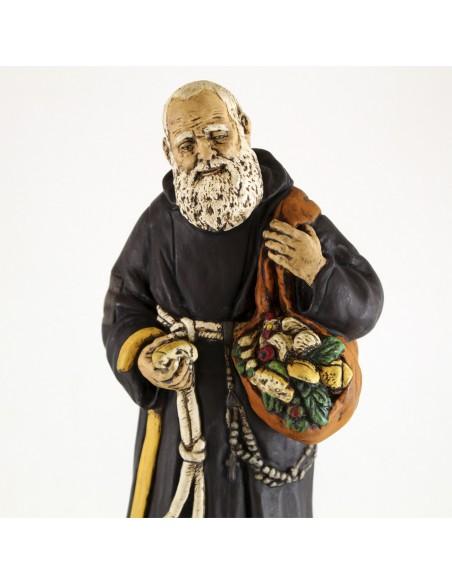 Fray Leopoldo polvo ceramico Medida: 37 cm