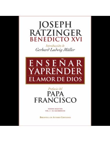 """«Cuando leo las obras de Joseph Ratzinger/Benedicto XVI me resulta cada vez más claro que él ha hecho y hace """"teología de rodil"""