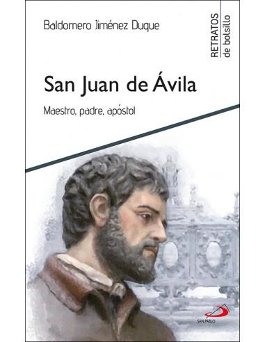 San Juan de Ávila Maestro, padre,...