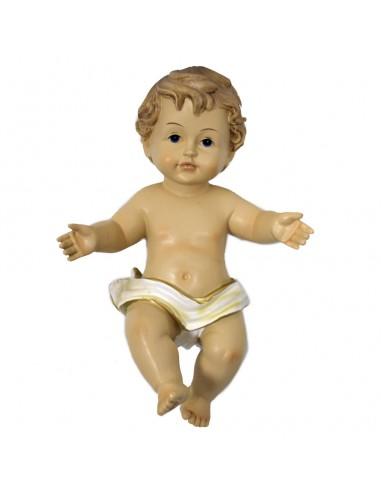 NIÑO JESUS RESINA 16 a 34 cm