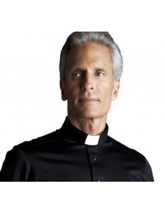 POLO CLERGY NEGRO hilo...