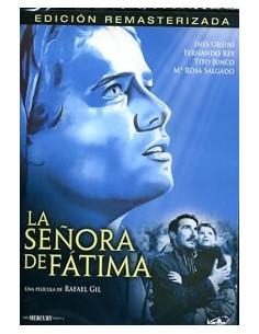 LA SEÑORA DE FATIMA, DVD