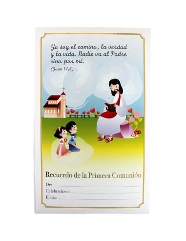 LAMINAS RECUERDO PRIMERA COMUNION...