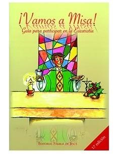 Precioso libro para comprender y participar en la Eucaristía. Excepcional visualización y texto dinámico; contiene las oracione