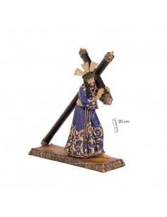 Cristo del Gran Poder  Medida: 20 cm