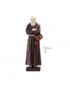 Imagen de  Fray Leopoldo de Alpandeire. Representación de Fray Leopoldo realizada en resina. Fue un fraile limosnero capuchin