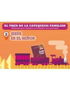 Segunda carpeta del itinerario de iniciación cristiana de la diocesis de Santander que une la catequesis en el ámbito del hogar