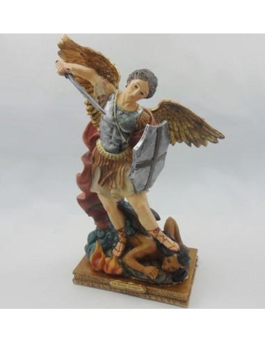 Arcangel San Miguel Medida. 30 cm y 40 cm