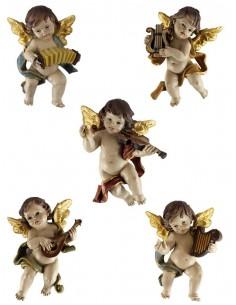 ANGEL CON INSTRUMENTO...